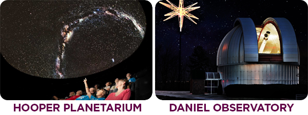 roper mountain science center friday starry nights